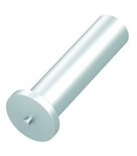 Втулка приварная 3x15 алюминий