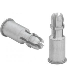 Стойка запрессовочная дистанционная для печатных плат 4 мм