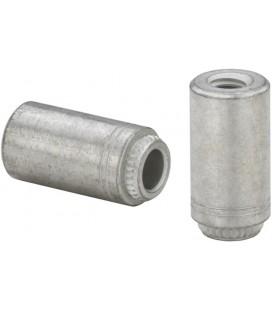 Втулка запрессовочная для печатных плат М3