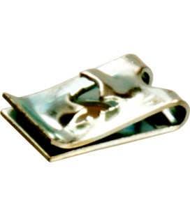 Гайка-клипса (скоба) клетевая 2,9-6,3 мм