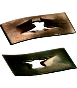 Шайба стопорная прямоугольная 2,9-5,5 мм