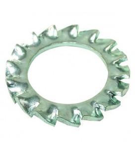 Шайба стопорная зубчатая DIN 6798 A