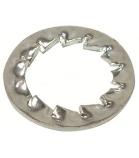 Шайба стопорная зубчатая DIN 6798 J
