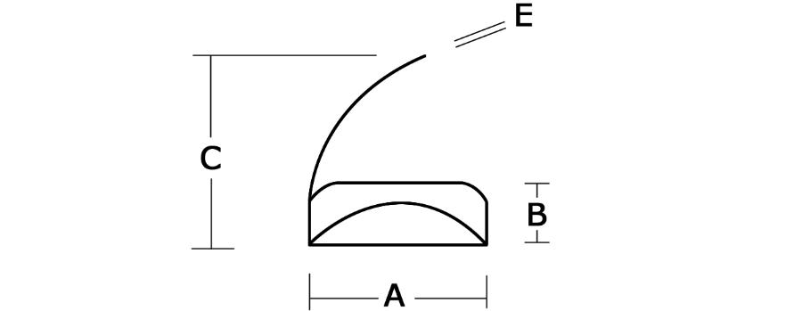Гайка профильная М4-М8
